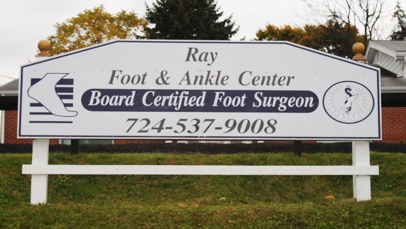 Dr  Mark Ray | Ray Foot and Ankle Center
